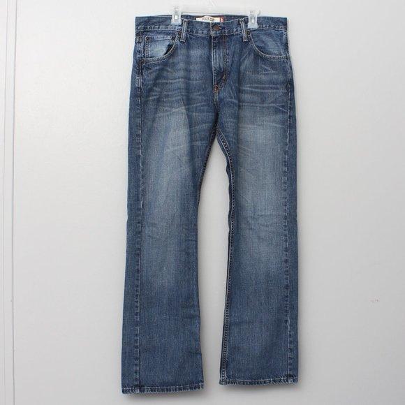 Levi's bootcut 527 jeans